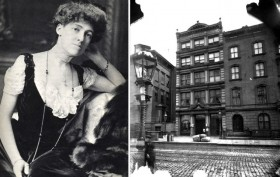 edith wharton, edith wharton nyc home, famous writer's homes