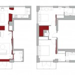 Architecture in Formation, steel interior design, modern NYC apartments, Chelsea interior design