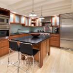 651 Washington Street, NYC rowhouse, west village rowhouse, rowhouse kitchen