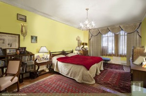 211 Central Park West 3J, taxidermy apartment, apartment interior, without animals