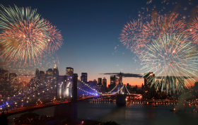 4th of july, East River fireworks, where to watch, best viewing fireworks