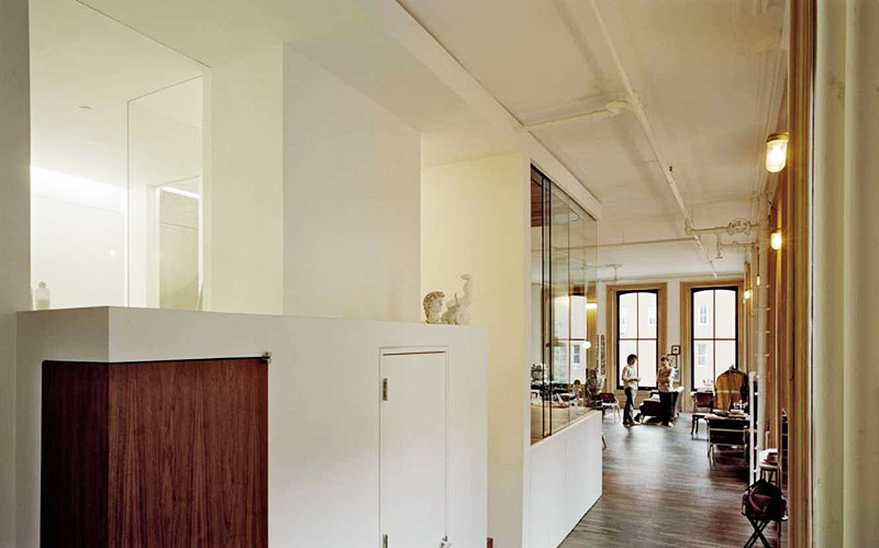Jane Kim Design White Street Loft
