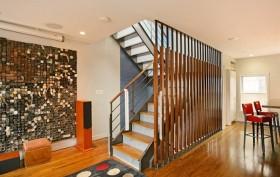 154 Wythe Avenue, single family home, williamsburg brooklyn, Brendan Coburn design, inverted floor plan