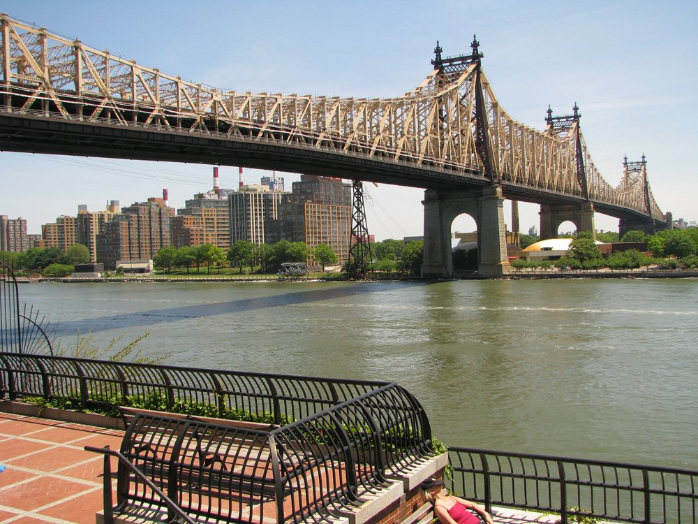 Queensboro Bridge, 59th street bridge, new york bridges