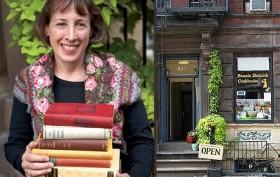 Bonnie Slotnick Cookbooks, Bonnie Slotnick, cookbook store, Greenwich Village book stores