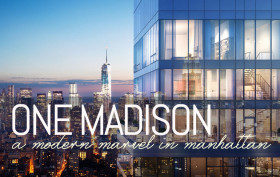 One Madison , One Madison Triple Penthouse