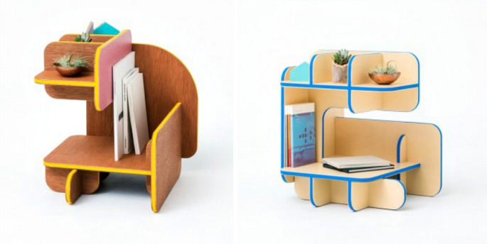 Torafu Architects, Dice Furniture