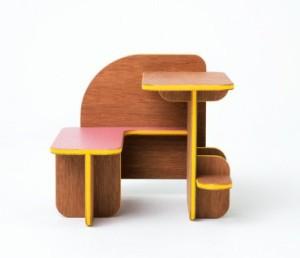 Torafu Architects, Dice Furniture