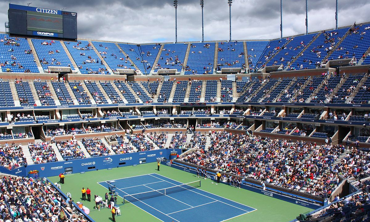 a history of the us open in new york from the west side tennis club to arthur ashe stadium