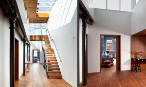 HS2 Architecture, Wooster Street Loft, hs2 architects, soho loft design, amazing new york lofts, cool soho lofts, hutsachs