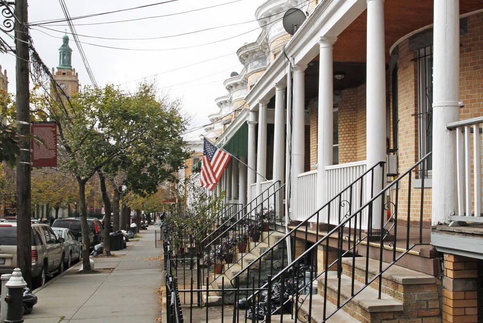 Ridgewood, Queens, Row House, Historic, Townhouse,