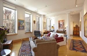 285 Lafayette Street, Saul Rubinek, Nolita loft