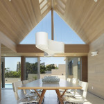 Bromley Caldari Architects, Fire Island beach houses, Albert House, contemporary beach houses