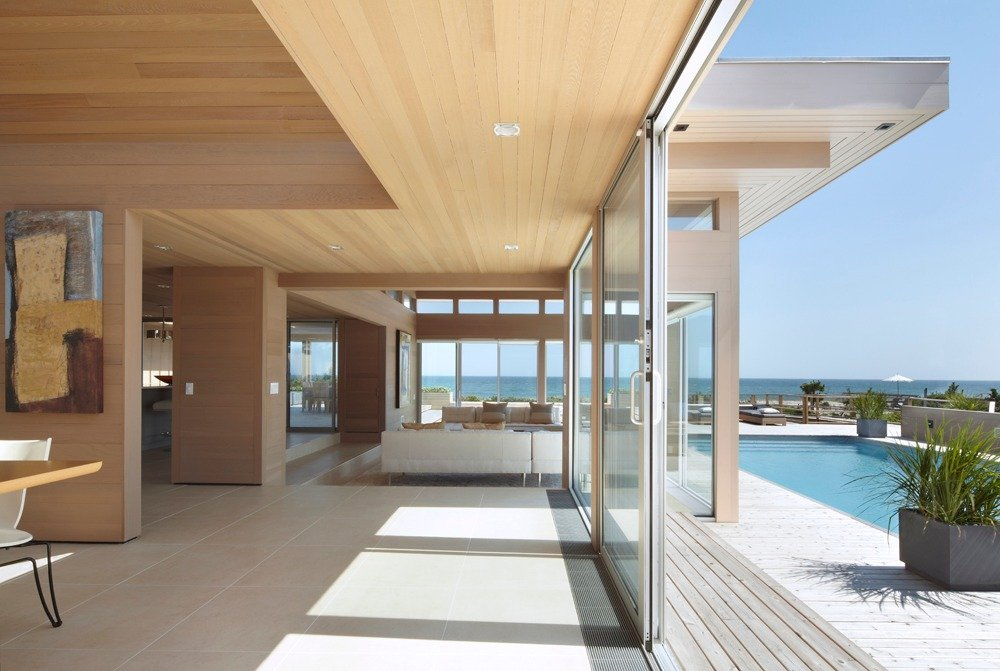 Bromley Caldari Architects 39 Albert House Is A Breezy Fire Island Guest Retreat 6sqft