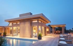 Bromley Caldari Architects, Fire Island beach houses, Albert House, contemporary beach houses