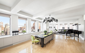 80 Chambers Street, Pol Theis, P & T Interiors, Tower 270