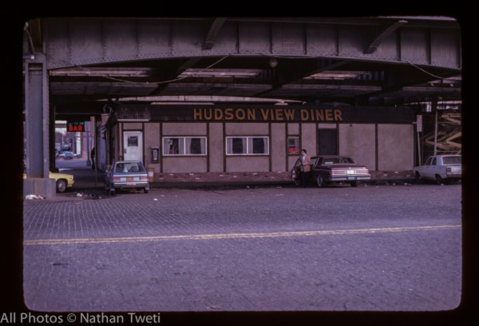 hudson view diner, nyc diner, manhattan diner, historic nyc diner