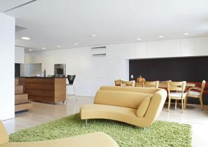 Slade Architecture, Gramercy Duplex, environmentally friendly design