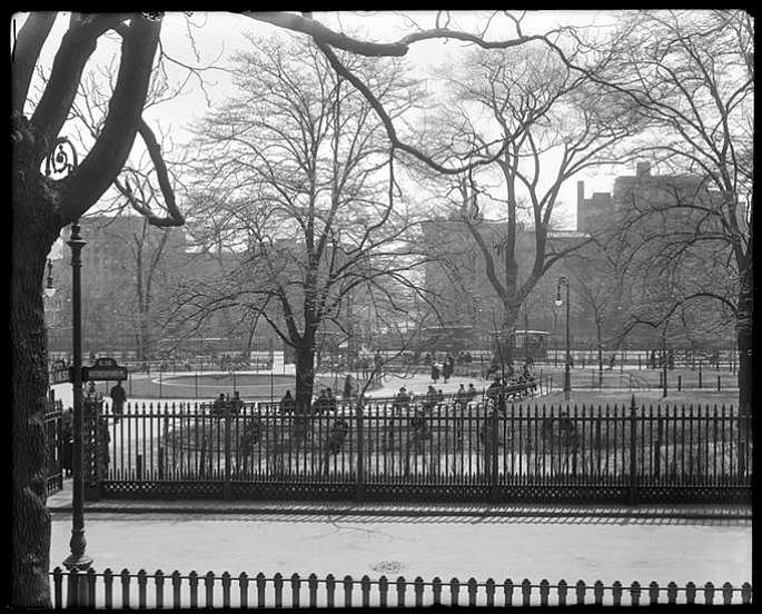 Stuyvesant Square, Stuyvesant Square Park, NYC historic park photos