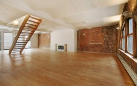 21 Jay Street, Bazzini Building, barrel-vaulted ceilings