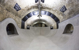 house of vans, vans, vans brand, london, waterloo, indoor skate park, skate park, old vic tunnels