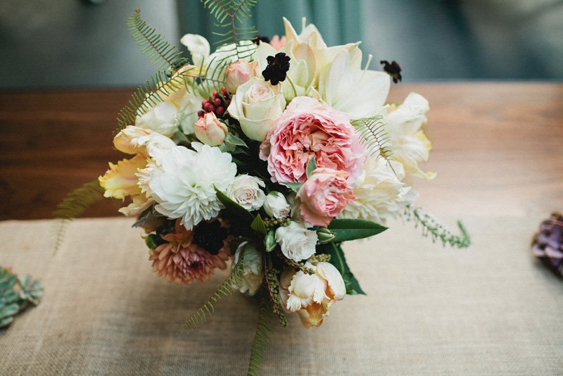 New Yorker Spotlight We Visit Lillian Wright Of Mimosa Floral
