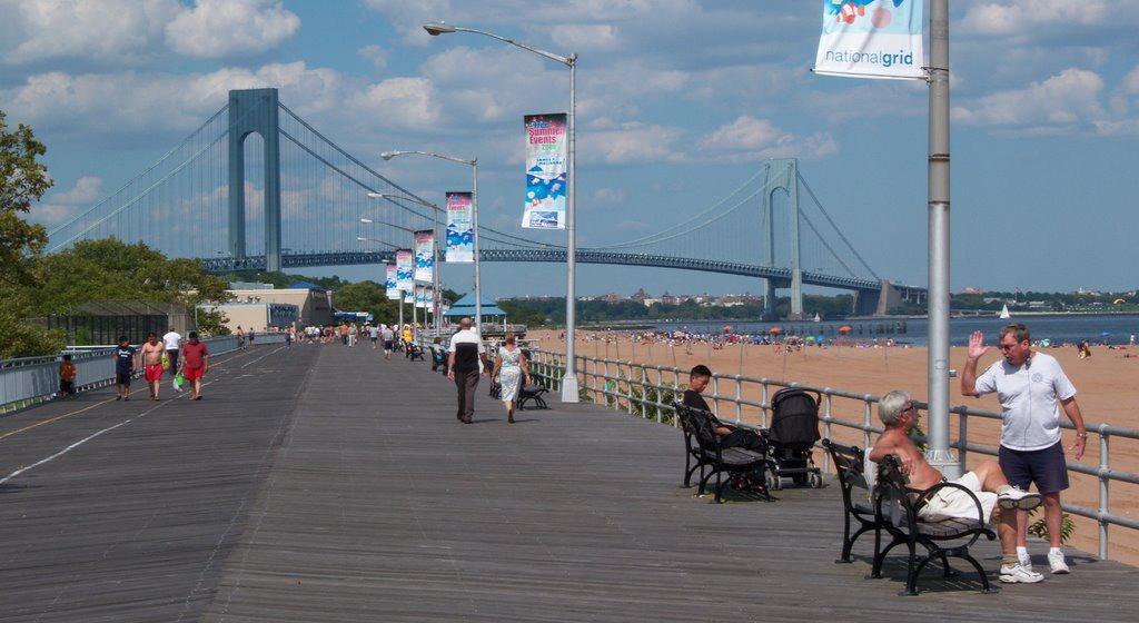 Staten Island Beach Park