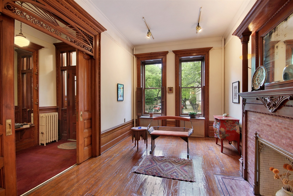 431 West 162nd Street, Jumel Terrace neighborhood, most expensive townhouse in Washington Heights