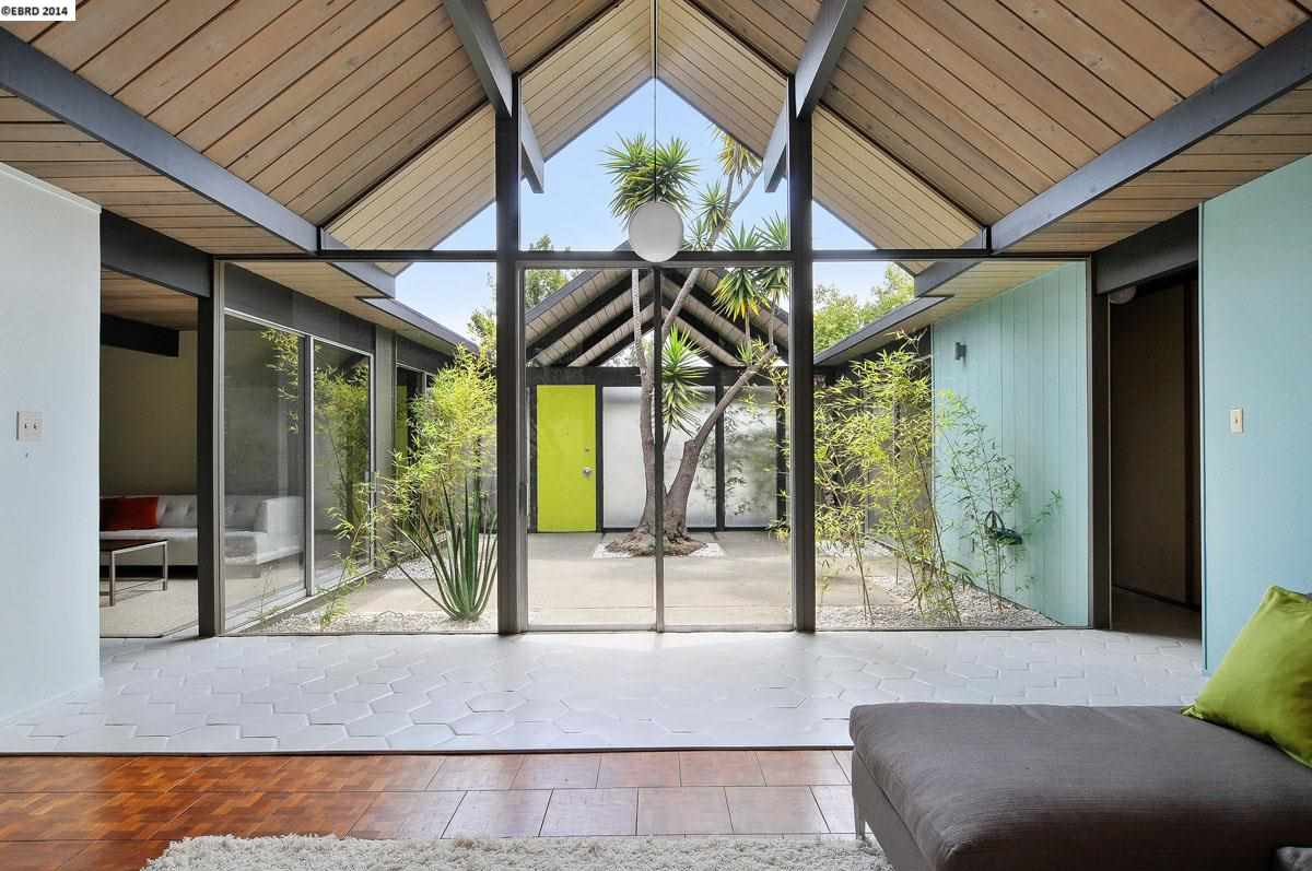Eichler, Modernist Architecture, Modern House, Mid-century Modern, Oakland real estate