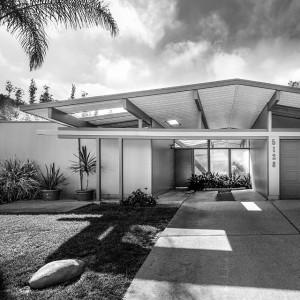 Eichler, Modern house, Fairhaven, Modernist Architecture