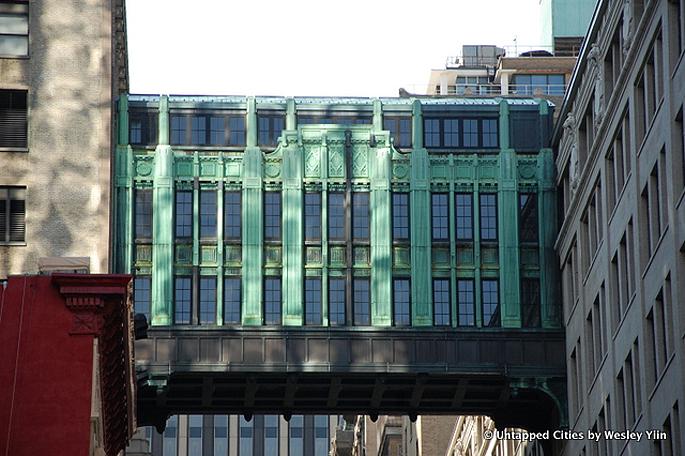 Skybridge NYC, skybridge