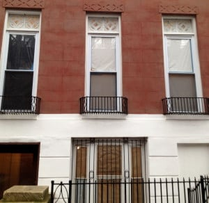 brooklyn real estate, brick house brooklyn, row house brooklyn, town house brooklyn, 123 Gates Avenue