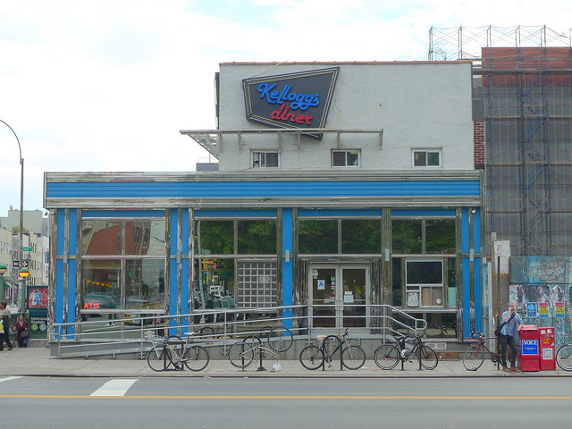 Kellogg's Diner in Brooklyn