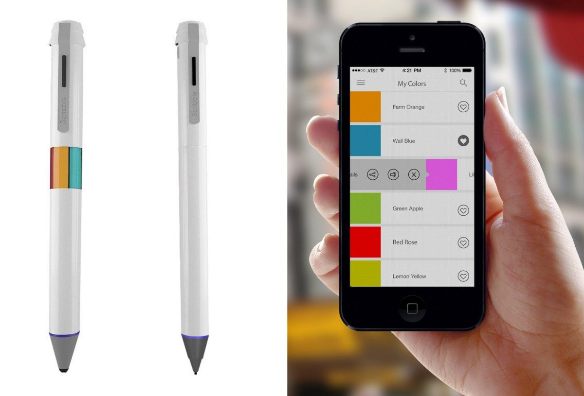 Forget The Crayon Box Scribble Pen Draws In 16 Million