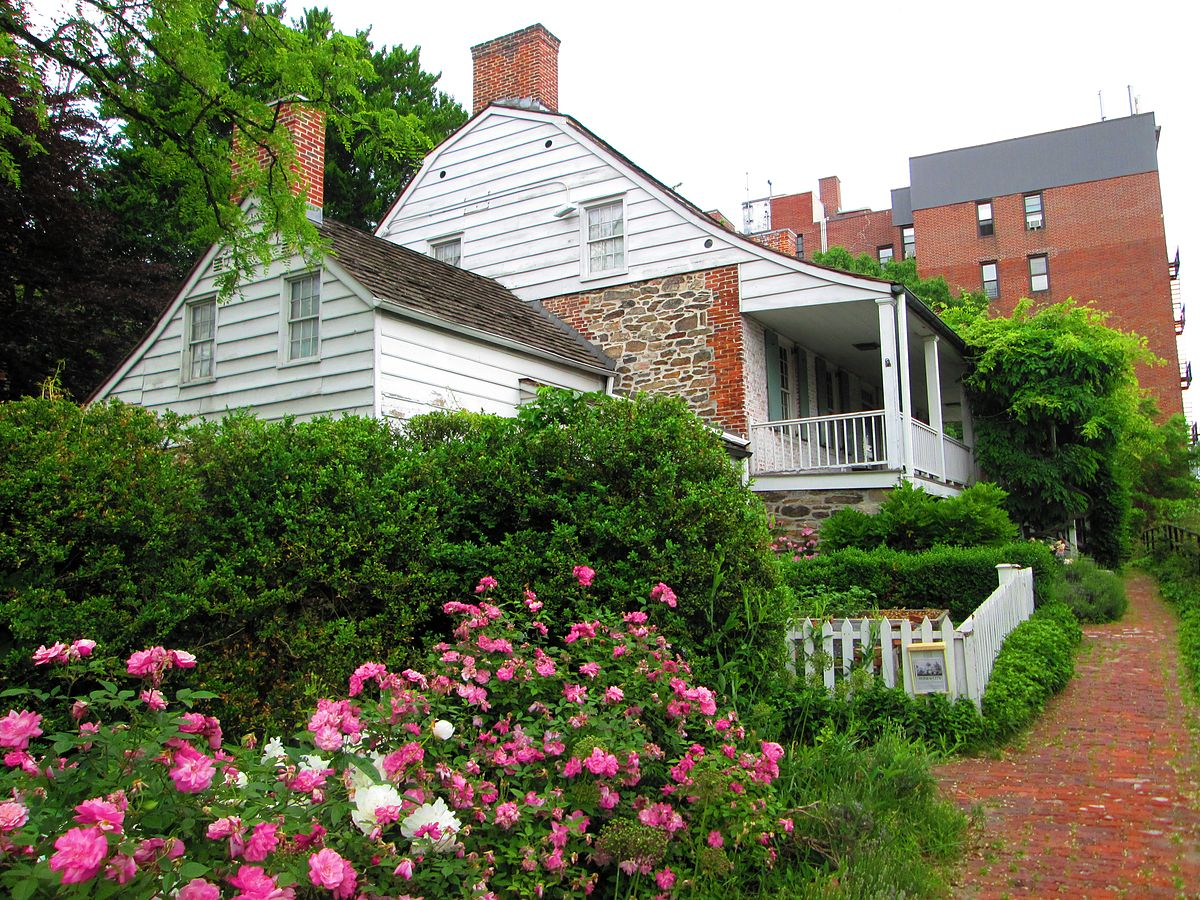 Dyckman Farmhouse, NYC landmarks, colonial NYC history