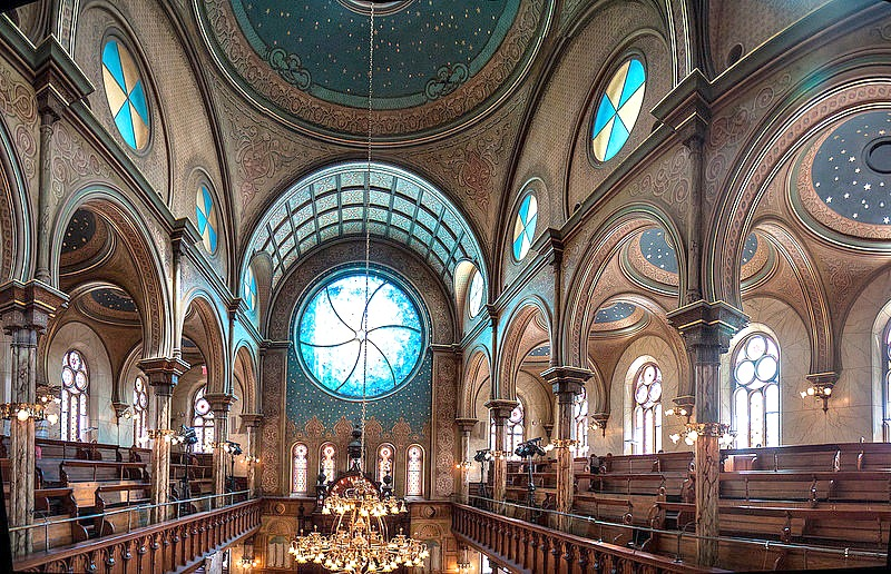 Eldridge Street Synagogue, Museum at Eldridge Street, Lower East Side synagogues, NYC synagogues