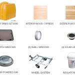 Stereotank, Taku Tanku, Takahiro Fukuda, pre-fab shelters, eco-friendly design, water tank design