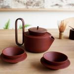 Luca Nichetto, Lera Moiseeva, Aurora tea set, piala cups, Russian nomads,