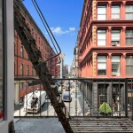 27 Howard Street, Jonah Hill, Soho cast iron buildings