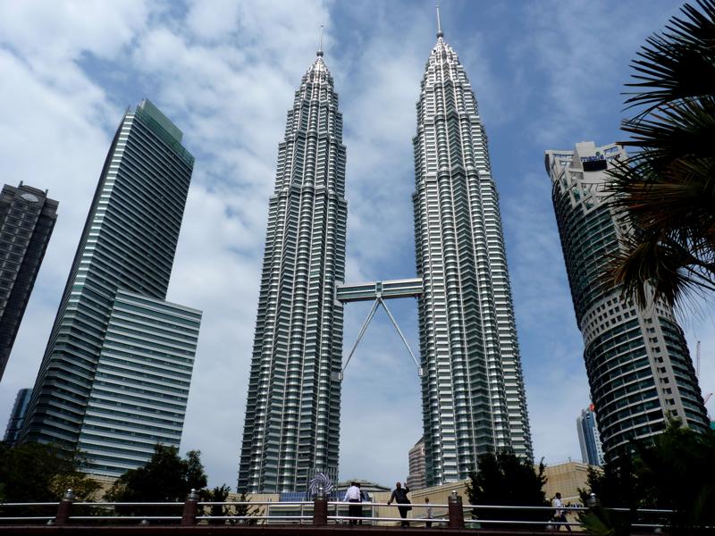 Petronas Towers, Cesar Pelli