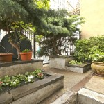 217 2nd Ave, Peter Marino kitchen, East Village condo with gardens