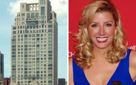 15 Central Park West, Sara Blakely, Spanx, NYC celebrity real estate