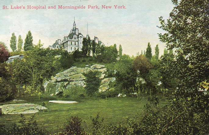 St. Luke's Hospital-Morningside Park