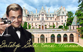 great gatsby mansions, gold coast mansions, long island mansions, leonnardo dicaprio, leonardo dicaprio great gatsby