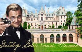 great gatsby mansions, gold coast mansions, long island mansions, leonnardo dicaprio, leonardo dicaprio great gatsby