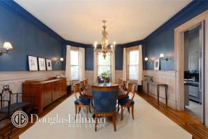 309 West 91st Street, Dan Doctoroff, Upper West Side townhouses, NYC real estate sales