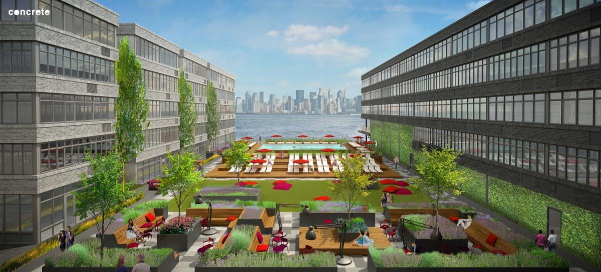 Stapleton Waterfront Redevelopment, Staten Island development, Ironstate Development, Homeport Naval Base, URL Staten Island