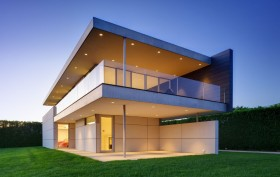 Stelle Architects, Ocean Guest House, Bridgehampton New York, Hamptons architecture, contemporary beach houses