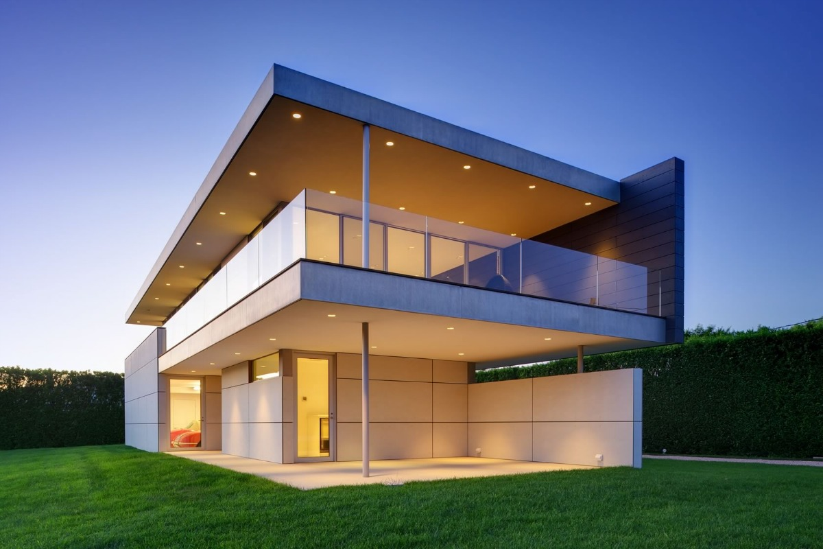 Modern guest houses york House modern