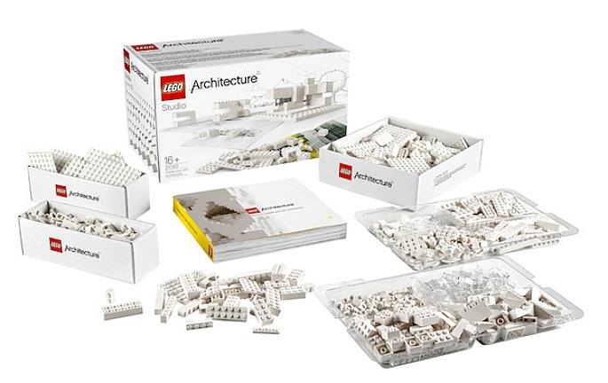 Lego Architecture Studio  Building Blocks Set